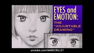 "Eyes & Emotions: ""The Adjustable Drawing"""