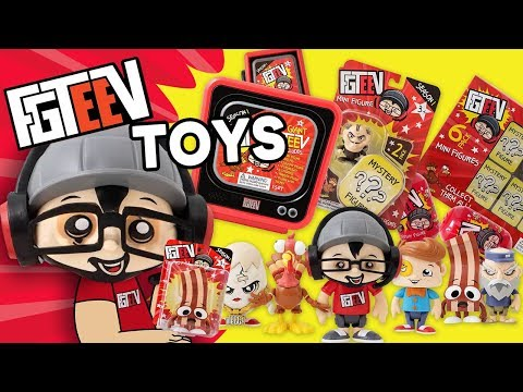 FGTEEV MINIFIGURE Skinny Bonz w// MYSTERY MINI Figure Season 1 YouTube