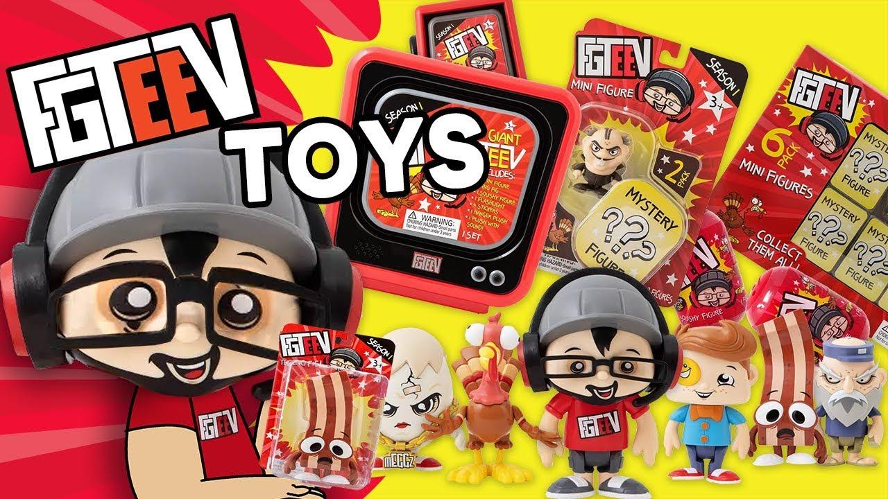 Fgteev Toys Toy Hunt Youtube