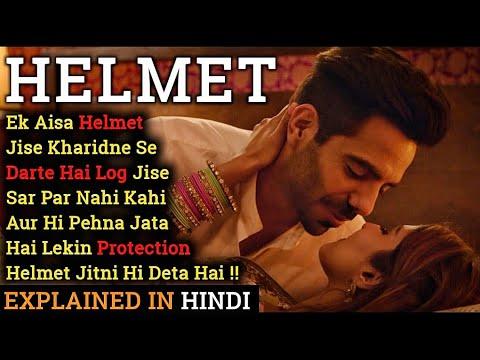 Helmet Movie Explained In Hindi | Aparshakti Khurana | 2021 | Filmi Cheenti