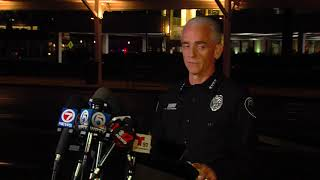 Boca Raton Police Chief speaks about incident at Town Center Mall in Boca Raton