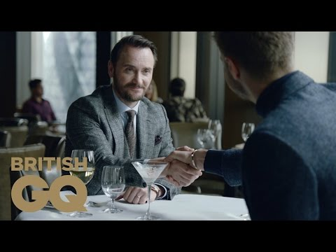 Jim Chapman & Jason Atherton Indulge in a Power Lunch | Cartier | British GQ