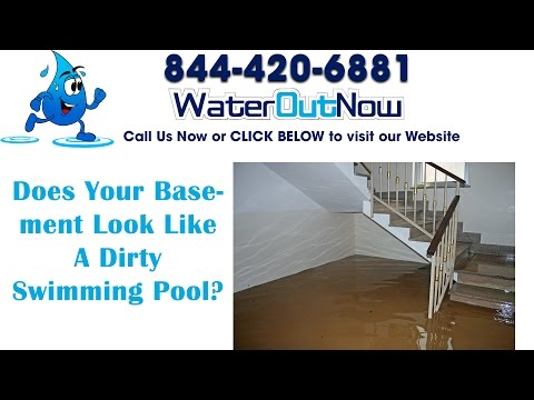 Water Removal from basement in Columbus Ohio  | Water Out Now The Trusted Sewer Back Up Cleanup Firm