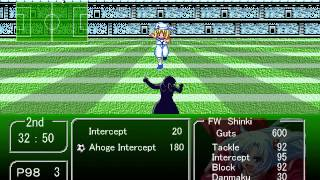 Touhou Soccer 2 (Team PC-98) Match 24