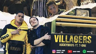 VILLAGERS  full song ROCKYHR05 ft. T-one prod by (Tune Seeker) latest haryanvirap 2021