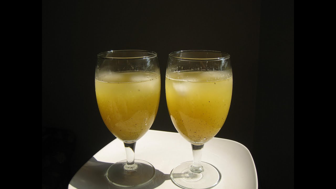 Aam panna / Raw mango drinks recipe ( healthy and great ...
