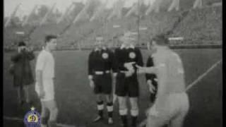 Золотой дубль Динамо 1966