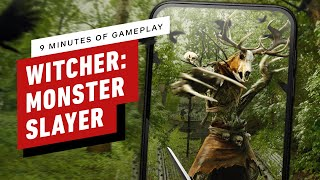 9 Minutes of The Witcher: Monster Slayer Mobile Gameplay screenshot 1