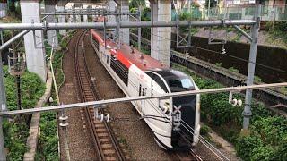 【なりたえくすぷれす】E259系 特急 成田エクスプレス@武蔵小杉〜西大井