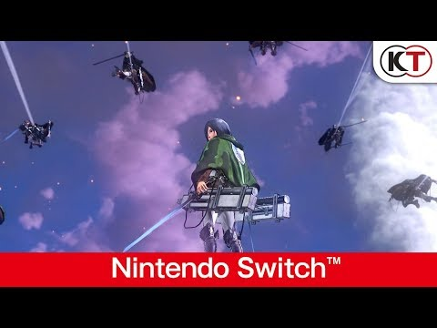 Download Youtube: 『進撃の巨人2』Nintendo Switch™プレイムービー