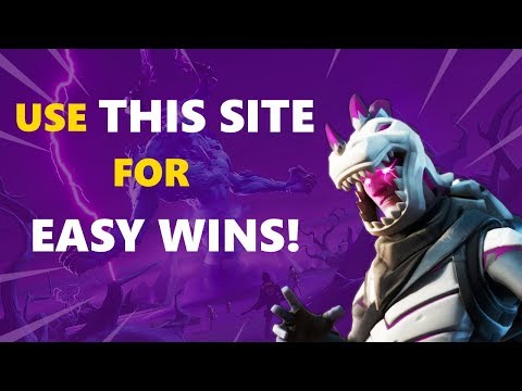 THIS WEBSITE WILL HELP YOU WIN MORE IN Chapter 2 (Fortnite Battle Royale)