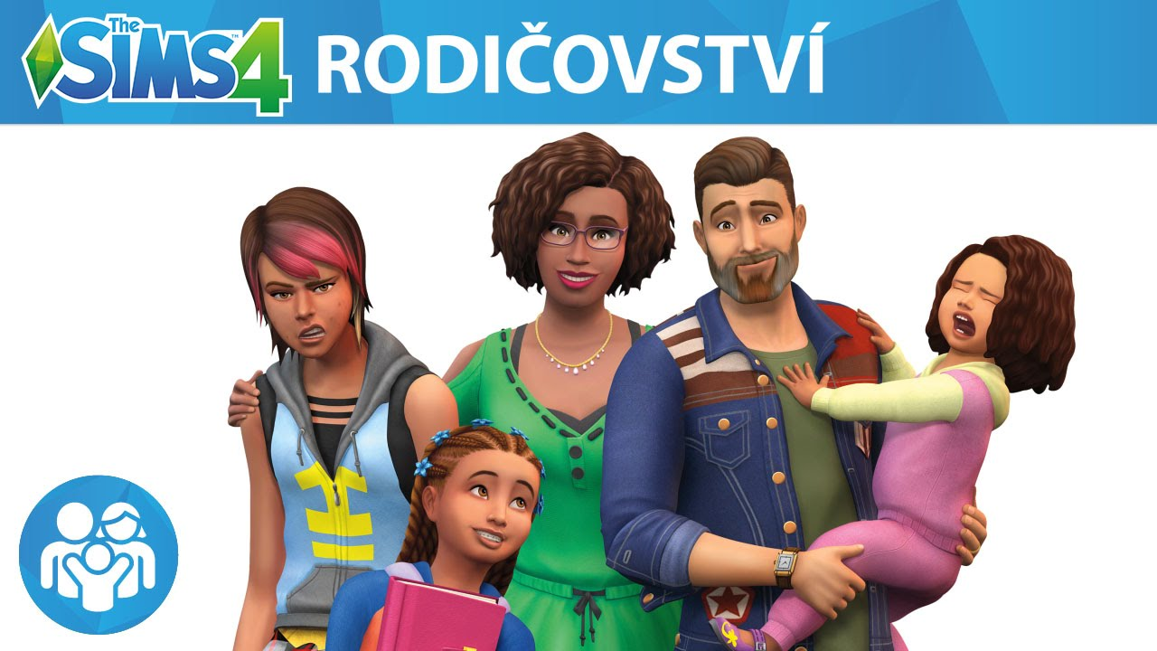 Výsledek obrázku pro the sims 4 rodičovství