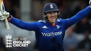 Roy smashes historic 162 as England chase down 305 - England v Sri Lanka Highlights