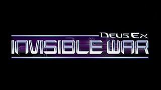 Deus Ex: Invisible War. Прохождение. Часть 38. Финал. Тамплиеры. Потоп