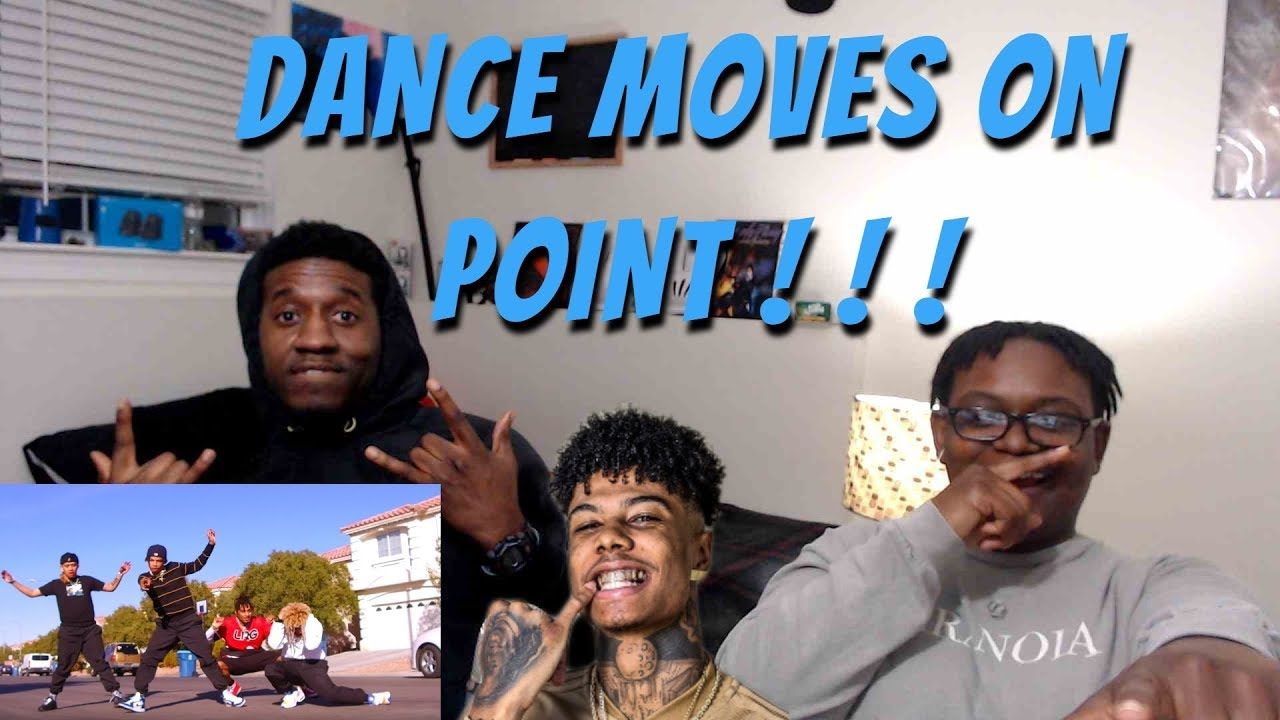 Man They're Good!! Reacting to The Future Kingz Dancing to BlueFace