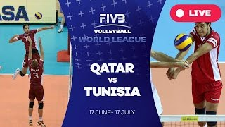 Video Qatar v Tunisia - Group 3: 2016 FIVB Volleyball World League download MP3, 3GP, MP4, WEBM, AVI, FLV November 2017