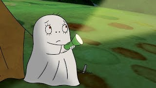 Lilla spöket laban film