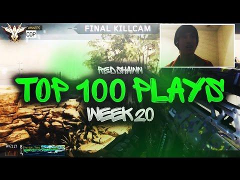Red Shawn: TOP 100 PLAYS! | Week 20