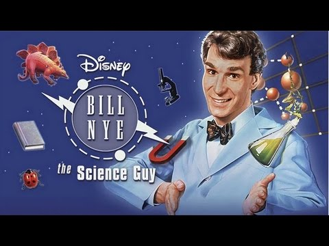 Bill Nye 2x05 Static Electricity