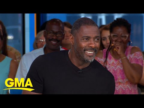 Idris Elba dishes on the action-packed &39;Hobbs & Shaw&39; l GMA