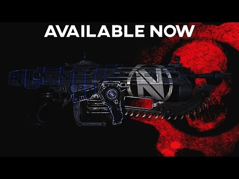 EnVyUs Lancer Now Available in Gears of War 4