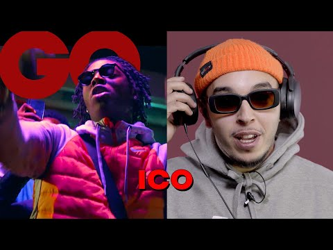 Youtube: ICO juge le rap français: Koba LaD, Sadek, Medine… | GQ