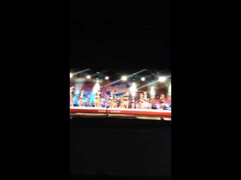 ECE J5 Day 2 Spirit Cheer 2014