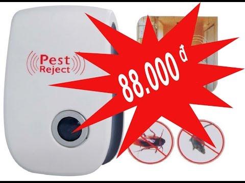 Máy đuổi chuột và muỗi PEST REJECT LP 03