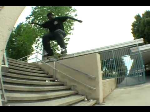Antwuan Dixon (Out of focus video part)