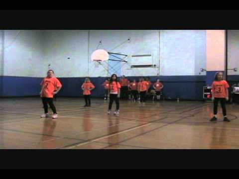 Youth Center Dance Team 2012 Performance