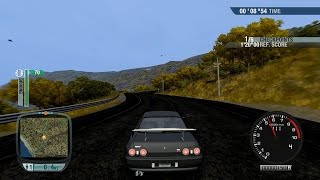Test Drive Unlimited [PC] - 1993 Nissan Skyline R32 GT-R gameplay