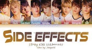 Download lagu STRAY KIDS - Side Effects (부작용) (Color Coded Lyrics Eng/Rom/Han/가사)