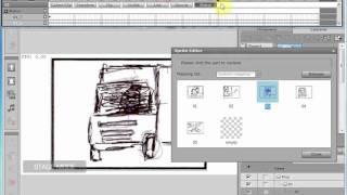 Creating animatic in CrazyTalk Animator