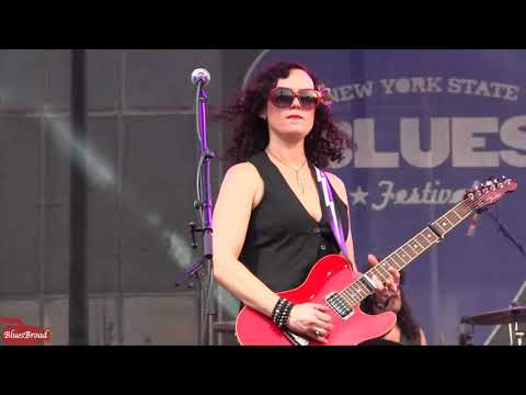 Kokomo Me Baby • ERIN HARPE & the DELTA SWINGERS • NY State Blues Fest • 6/29/18 from YouTube · Duration:  5 minutes 46 seconds