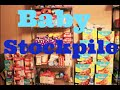 ✭My Couponed Baby Stockpile!!!✭