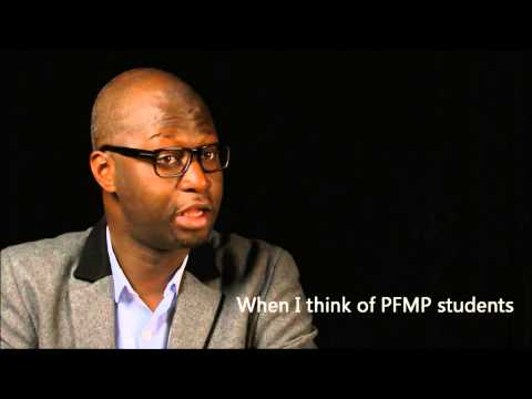 Professional French Masters Program interview - Mamadou Gaye