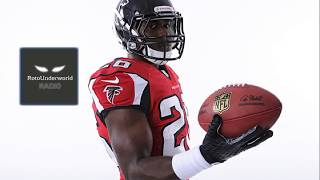Tevin Coleman is an elite, franchise cornerstone running back who just needs more carries