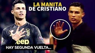 La reacción (y las palabras) de Cristiano Ronaldo a la afición del Atlético