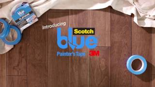 How to Use ScotchBlue™ PLATINUM Painter's Tape