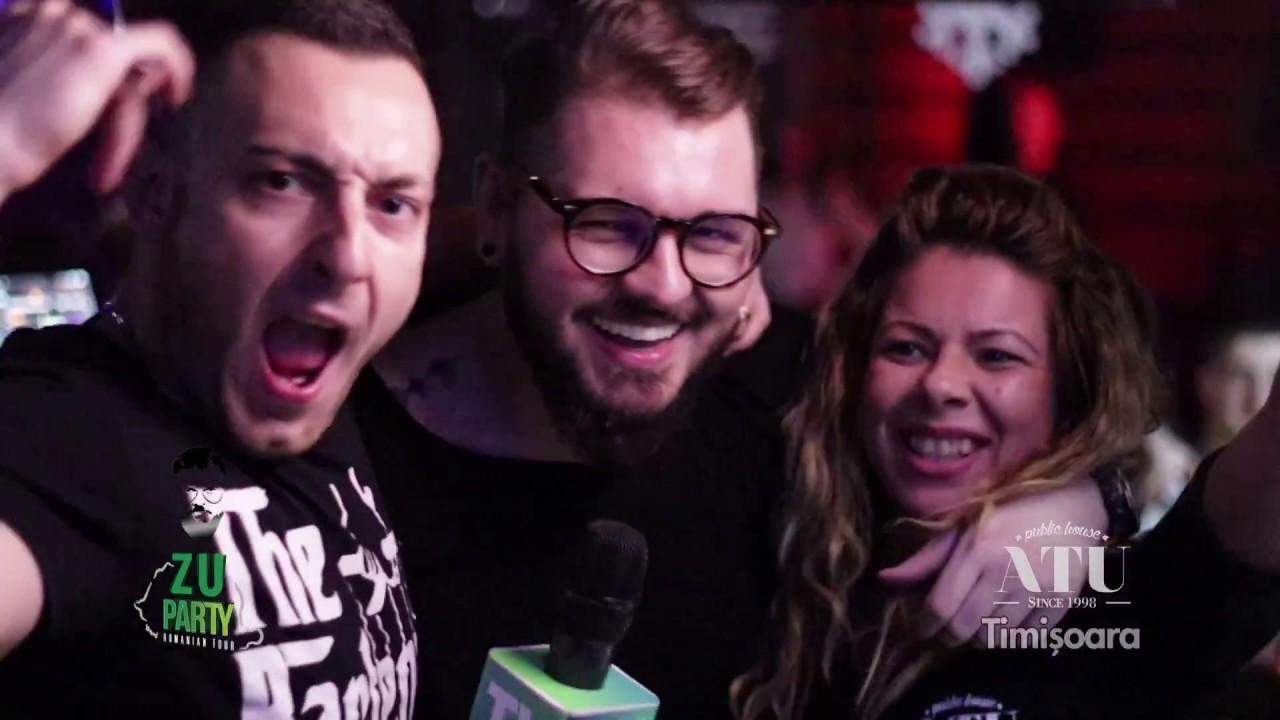 ZU Party | Ep. 167 @ ATU Pub / Timisoara