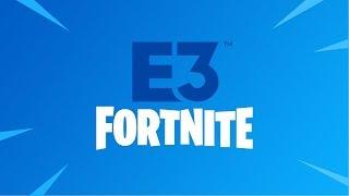 RESUMEN DE FORTNITE EN EL E3