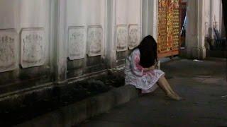 Scary Dead Girl Prank Thailand
