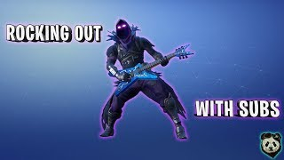 Fortnite - France ROCKING OUT W/ SUBS! RUST BUCKET RETOUR BLING! Pc