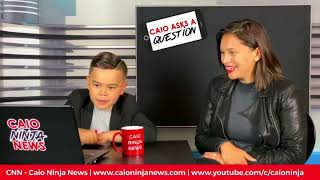 CNN - Caio Ninja News | Episode 50 | Fifty, 50!!!