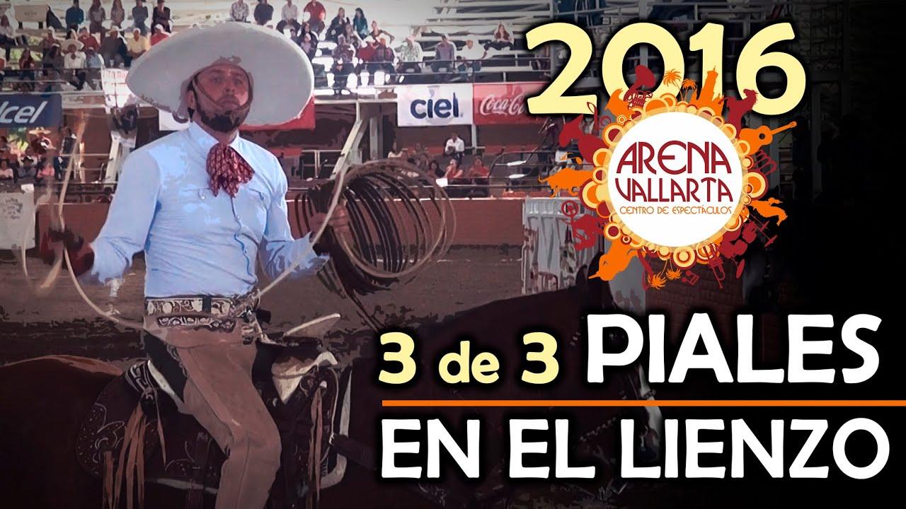 3 de 3 Piales en el Lienzo - RECUERDO Arena Vallarta 2016