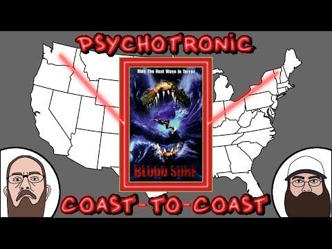 Blood Surf (2000)   Psychotronic Coast to Coast