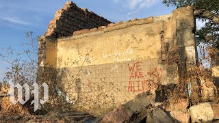This Russian-backed separatist enclave still bears the scars of war