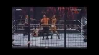 WWE Elimination Chamber 2011 Highlights