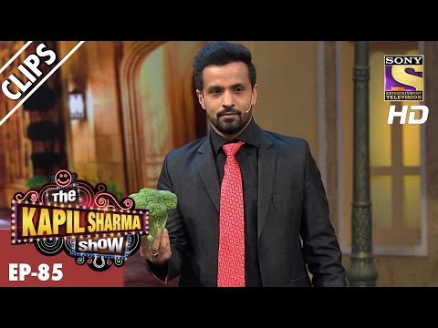 Rajiv Thakur with Kapil Sharma & Chandu – The Kapil Sharma Show - 26th Feb 2017