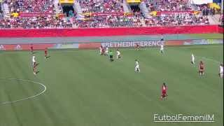 México vs Inglaterra Mundial Femenil Canadá 2015